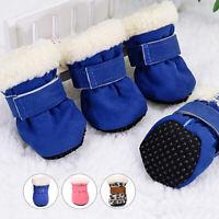 Hundeschuhe Wasserdicht Pfotenschutz Schuhe für Hunde Hundesocken Hundestiefel