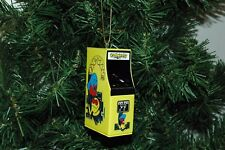 Pac-Man, Pac Man, Pacman Game Christmas Ornament (#2)