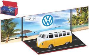 """VW T1 """" Samba """" Van, Bburago Modèle Auto 1:64"""