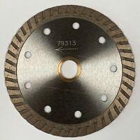 """4-1/2"""" Turbo Rim Diamond Blade for Concrete Masonry Stone, 7/8""""-5/8"""" Arbor"""