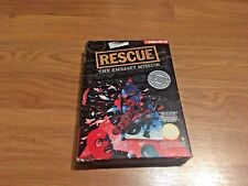 Rescue:The Embassy Mission Nintendo NES PAL B (Spanish Version) Complete