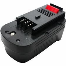 18V NICD Battery for Black & Decker HPB18, NPP2018, SS18, EPC188BK, A1718