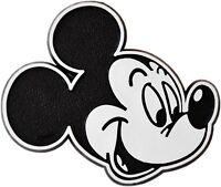 Auto 3D Relief Emblem Micky Maus Schild 7 cm HR Art. 91155 selbstklebend
