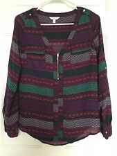 Woman's / Junior's Size XS Extra Small Blouse by Candie's