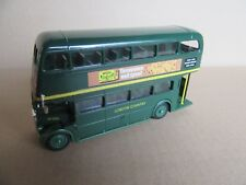 944G Solido 4402 Bus AEC Threepence Well Spent 1:50