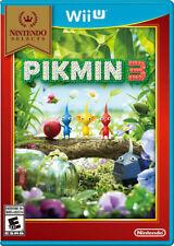 Pikmin 3 (Select) Wii-U New Nintendo Wii U, Wii U