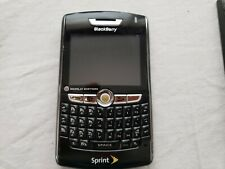 BlackBerry 8830 - Black (Sprint) Smartphone