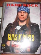 Einmalig: Guns`n Roses Sammelordner m.161 Folien (siehe Artikelbeschreibung)