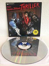 Michael Jackson - Thriller | Japan Laserdisc | LD: Sehr Guter Zustand