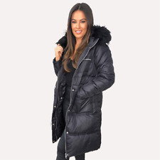 NEW Women's Jonsson Black Parka sizes 8 - 16