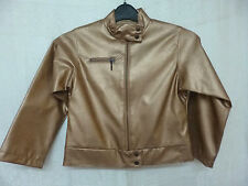 Unbranded Faux Leather Clothing (2-16 Years) for Girls