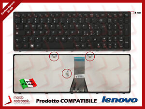 Tastiera Italiana Compatibile per Notebook LENOVO IdeaPad S510p-TIF