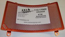 Protection de radiateur KTM Superduke 05-11 (Eau) COULEUR NOIRE BLACK COLOR