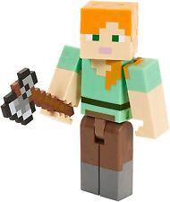 Minecraft 12.7cm Figura De Acción - Para picar Alex NUEVO