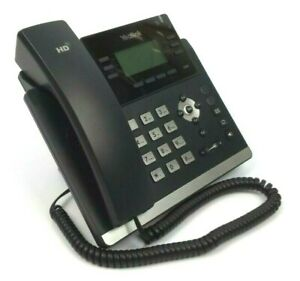 Yealink SIP-T41P Ultra-Elegant Dual-port 6 Line IP Phone