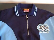 NORTH CAROLINA TAR HEELS Air Gear By Impex VINTAGE Basketball XXL Warm Up Shirt