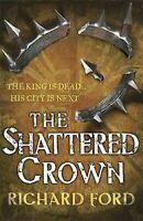 Shattered Corona Libro en Rústica Richard Ford