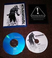 Metal Gear Solid 4 Guns Of The Patriots Limited Edition Ps 3 2008 Freeshipping