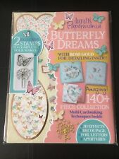 Butterfly Card & stamp Kit