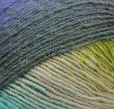 50g Balls - Katia Darling - Blue Green Multi-coloured - #200 - $11.95