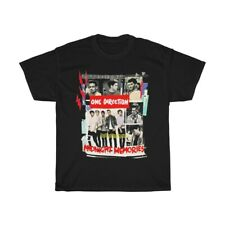 One Direction Midnight Memories T-Shirt Size Small S-4XL Gildan USA Shirt V1576