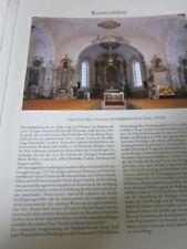 Vorarlberg Archiv 3040 Stadtpfarrkirche St Gallus Bregenz 1737 Franz Anton Beer