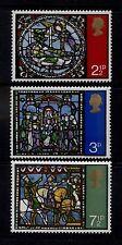 GB MNH STAMP SET 1971 Christmas Windows SG 894-896 10% OFF FOR ANY 5+