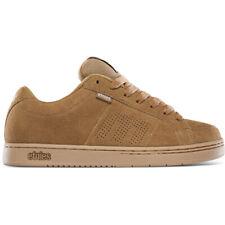 Etnies Skateboard Shoes Kingpin Brown/Gum/Gold