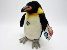 "Iceberg Augies Polar Friend Tux Rux Penguin Talk Plush Southern Accent 10"" w TAG"
