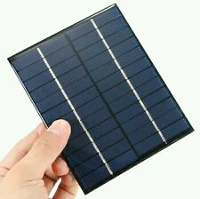 SOLAR PANEL 12v 200mA 2w-Led battery,powerbank Charging,DIY electric generator