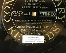 MAKE AN OFFER: Vinyl formerly owned by FRANK SINATRA