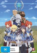 Tales Of Vesperia - The First Strike (DVD, 2012) Brand New - Region 4