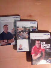 Total Gym Complete Workout Series DVD Set - New and Sealed