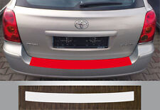 Peindre Protection Chargement du film de seuil TOYOTA AVENSIS BREAK , Type T25,
