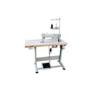 JUKI DDL-8100E Neu Industrie Nähmaschine  + TISCH + SERVO