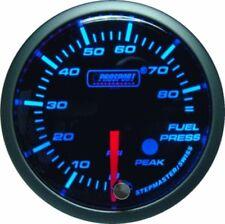 PROSPORT 52mm Premier Blue & Super White Led Fuel Pressure Gauge PSI