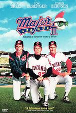 Major League II, DVD, Eric Bruskotter, Tom Berenger, Corbin Bernsen, Dennis Hays