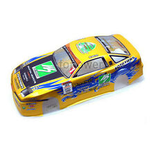 RC 1:10 Scale On-Road Drift Car AX08 Painted PVC Body Shell 190MM,Body Shell