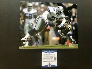 Roy Williams Hot! signed autographed Dallas Cowboys 8x10 photo Beckett BAS Coa