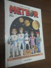 METEOR & CO. di Luigi Corteggi - Editoriale Mercury Fumetto Cartonato