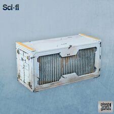 Plast Craft Scenery BNIB Sci-fi Big Container