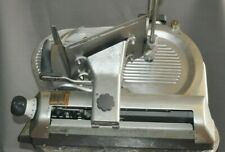 Hobart Model 3813 Deli Meat Cheese Slicer Commercial Manual Meatslicer 1Ph