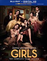 Girls: The Complete Third Season 3 (Blu-ray Disc, 2015, 2-Disc Set)   BRAND NEW