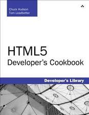 HTML5 Developer's Cookbook (Developer's Library)-ExLibrary