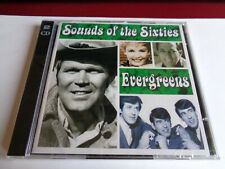 CD Sounds Of the Sixties Time Life Evergreens TL SCC /33
