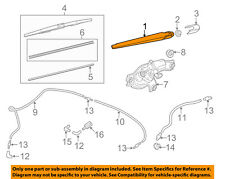 MAZDA OEM 2014 3 Wiper-Rear Window Arm BJT667421