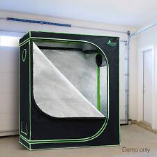Hydroponics Plants Heavy Duty Grow Tent Large Steel Frame 120X60X150CM