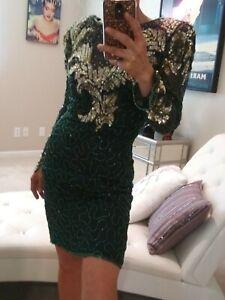 Laurence Kazar Dress Size Small