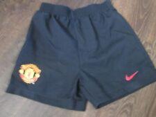 Manchester United Home Football Shorts Size 18-24 months waist /bi