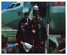 VINTAGE POSTER~Beatles Canberra Australia Tour 1964 Overseas Music Print New~